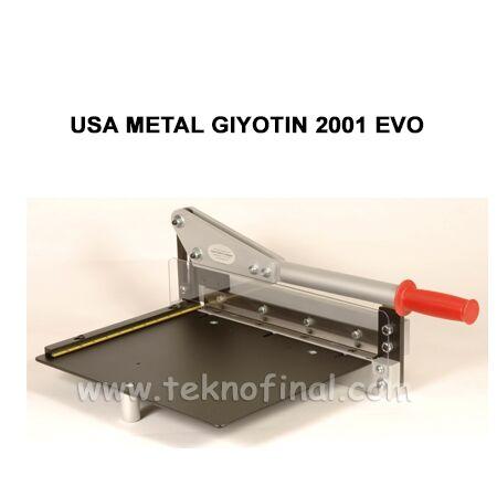 USA Metal Giyotin 2001 Evo