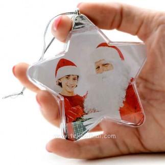 Yıldız Fotoğraflı Hediyelik - Thumbnail