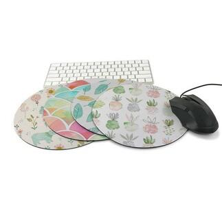 Best Hediye - Sublimasyon Yuvarlak Mouse Pad 20 Cm (1)